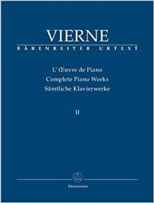 Vierne, Klavierweke 2 /  / Bärenreiter