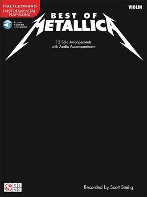 Violin Play-Along / Metallica violon / Metallica / Hal Leonard