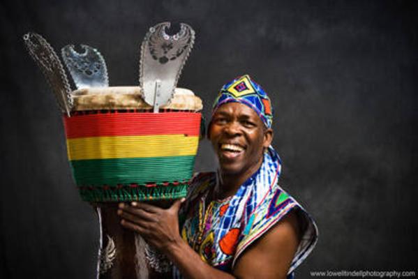 Mamady Keita, Guinée 4. DVD, Solos & Breaks / Mamady Keita  / Fuzeau