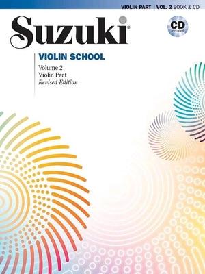 Suzuki Violin School vol. 2 avec CD /  / Alfred Publishing