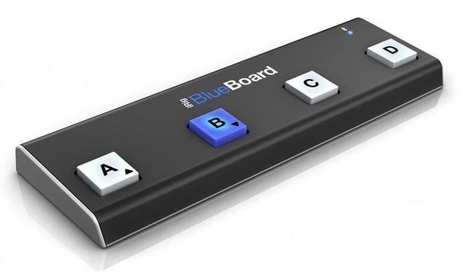 IK Multimedia IRig Blueboard Pédalier de controle