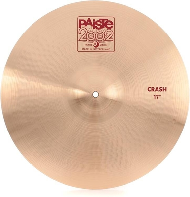 Paiste 2002 Crash 17»