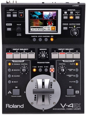 Edirol V-4EX Video Mixer 4 channels