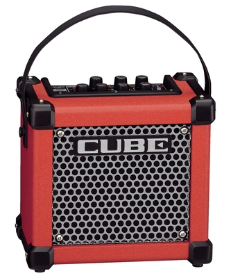 Roland M-CUBE GXR Guitar Amp. Red