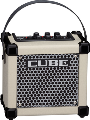 Roland M-CUBE GXW Guitar Amp. White