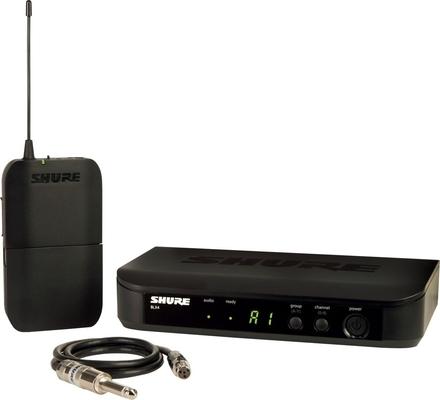 Shure BLX14E-M17 PG Wireless Analog, Taschensender, ohne miks