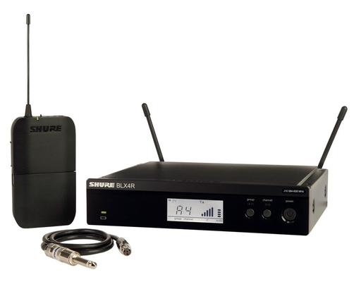 Shure BLX14RE-M17 SM Wireless Analog, Taschensender, 19», ohne mik