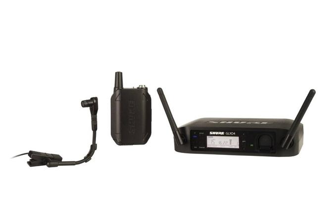 Shure GLXD14E/B98-Z2 BETA Wireless Digital, Beta98
