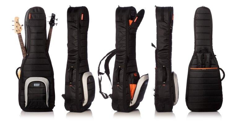 Mono M80 Series Dual Electric Bass Case 2B-BLK