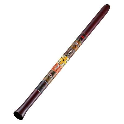 Meinl SDDG1-R Didgeridoo en matière synthétique, rouge