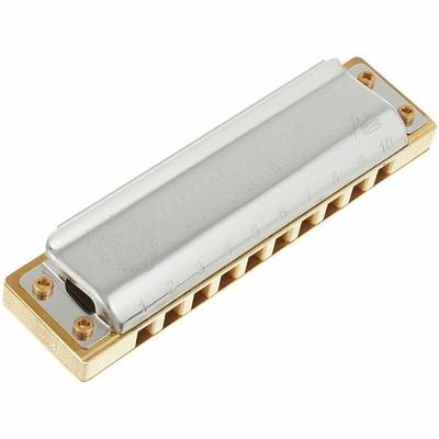 Hohner Marine Band Line Marine Band Thunderbird diatonique en F low