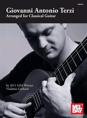 Giovanni Antonio Terzi – pour guitare classique /  / Mel Bay