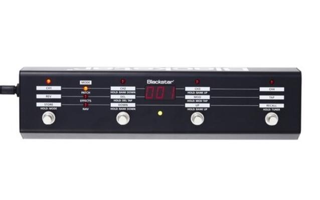 Blackstar FS10 Foot Controller 3 Modes