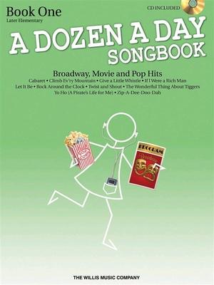 A Dozen a Day Songbook livre 1 /  / Hal Leonard