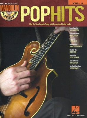 Pop-hit pour mandoline play-along Vol.3 /  / Hal Leonard