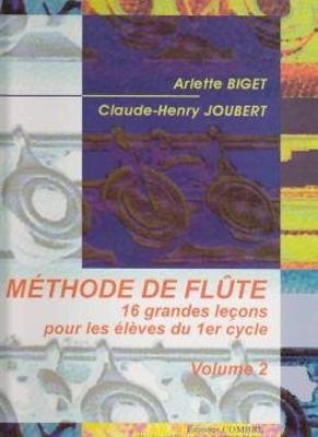 Methode de flute Vol 2 / Biget / Combre