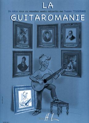 Guitaromanie /  / Henry Lemoine