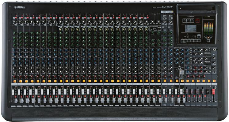 Yamaha ProAudio MGP32X Analog Mixer