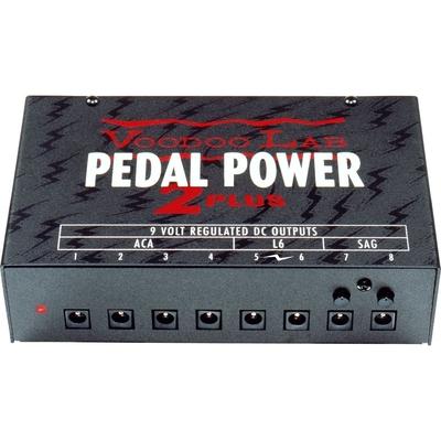 Voodoo Lab PEDAL POWER 2+ PowerSupply Multiple