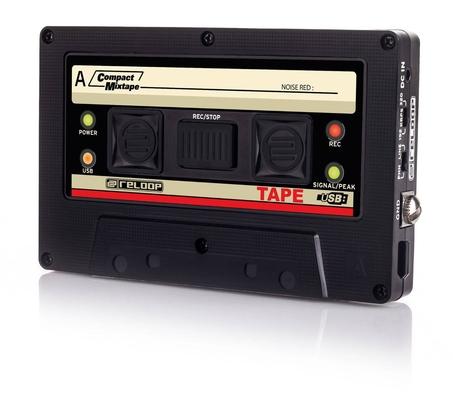 Reloop TAPE Interface Audio pour Enregistrement en USB