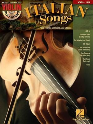 Italian songs for violin /  / Hal Leonard