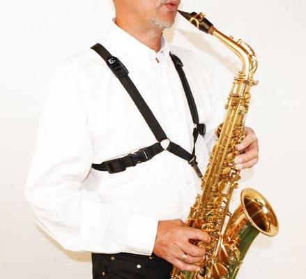 BG S43SH Harnais Saxophone XL
