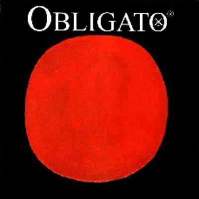 Pirastro 4110.25 Violon OBLIGATO Jeu MI-E acier/or à boucle moyen sachet