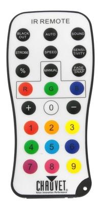 Chauvet IRC-6 Télécommande IR projecteur LED