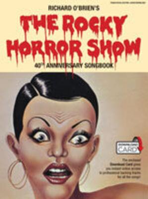 The Rocky Horror Show 40th Anniversary Edition / Richard O'Brien / Music Sales
