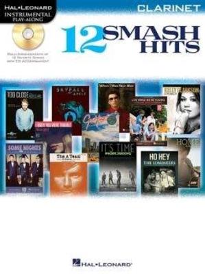 12 Smash Hits /  / Hal Leonard
