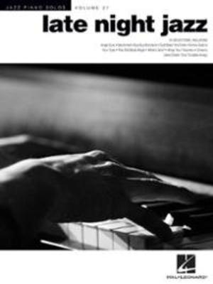 Late Night Jazz /  / Hal Leonard