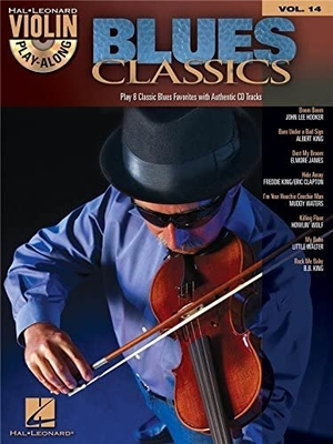 Blues Classics Violin Play-Along Volume 14 /  / Hal Leonard