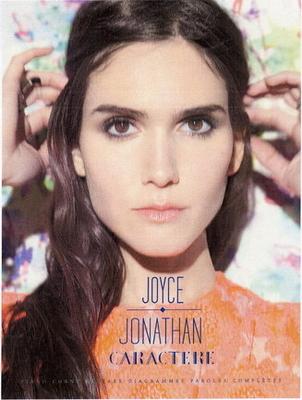 Joyce Jonathan – Caractère / Joyce Jonathan / Bookmakers International