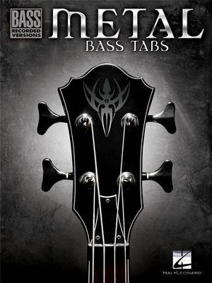 Metal tab Basse /  / Hal Leonard