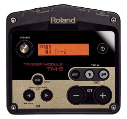 Roland TM-2 Trigger Module for Drums