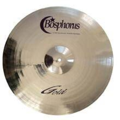 Bosphorus Gold Series Crash 15»