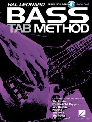 Bass Tab Method avec CD /  / Hal Leonard