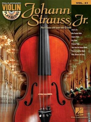 Johann Strauss vol 41 /  / Hal Leonard