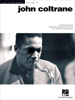 Vol 24 John Coltrane Jazz solo,  /  / Hal Leonard