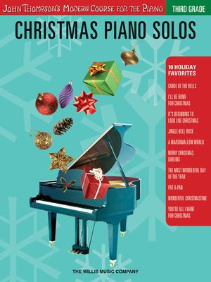 Willis / Christmas Piano Solos – Third Grade   Glenda Austin Klavier Buch  HL00416789 /  / Willis Music