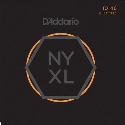D'Addario NYXL1046 NEW YORK XL Nickel Round Wound .010-.046 Regular Light