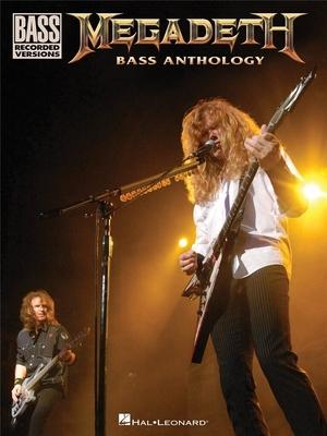 Megadeth Bass Anthology /  / Hal Leonard