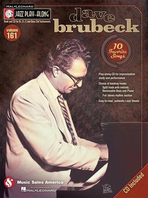 Dave Brubeck Vol. 161 /  / Hal Leonard