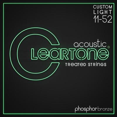 Cleartone CUSTOM LIGHT 11-52 Acoustic phosphor Bronze