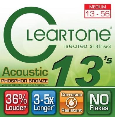 Cleartone MEDIUM 13-56 Acoustic Phosphor Bronze