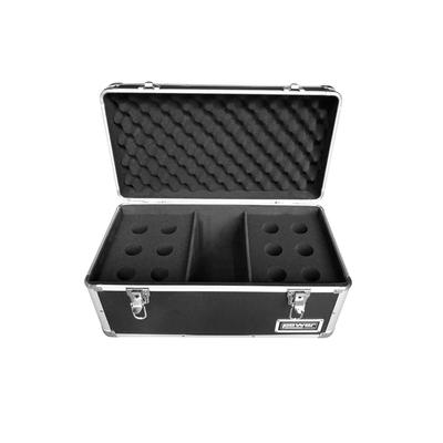 Power Acoustics FT MIC 12 Flight Case 12 microphones