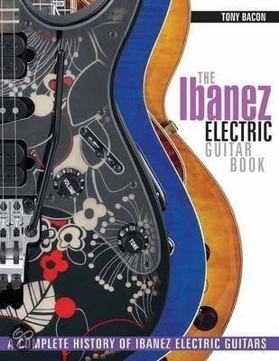 Book / The Ibanez Electric Guitar Book /  / Backbeat Books