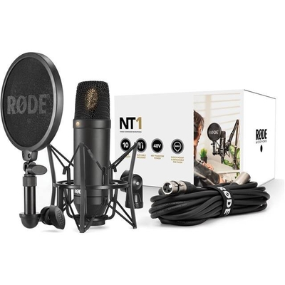 Rode NT1-Kit Microphone à condensateur cardiode