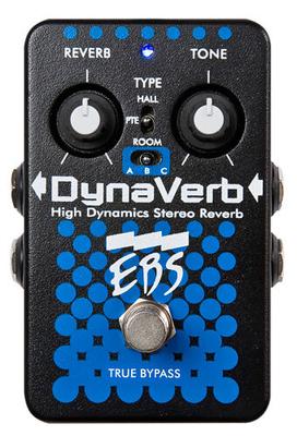 EBS EBS-DV Dynaverb Black Label FX