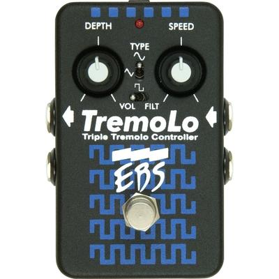 EBS EBS-TR TremoLo Black Label FX
